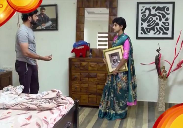 Angry Sathya Leaves Prabhu House Sathya Serial