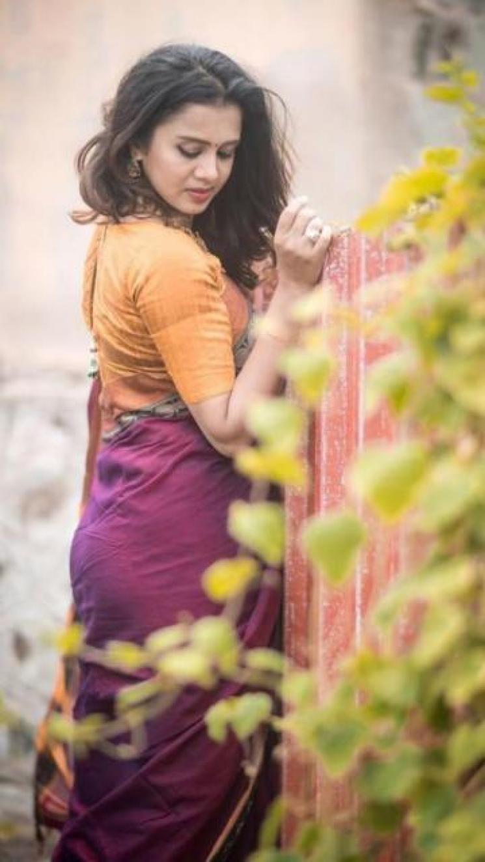 VJ Anjana Rangan Vadivelu TikTok Trending Video