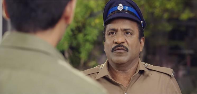 Walter Moviebuff Sneak Peek Sibi Sathyaraj Shirin