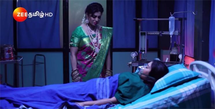 Akilandeswari Visits Parvati Hospital Sembaruthi