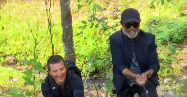 Sneak Peek Into The Wild With Bear Grylls Rajini