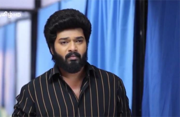 Sembaruthi Parvathi in Koma Stage Aadhi Worried
