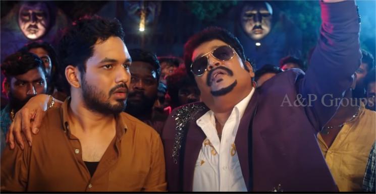 Hiphop Tamizha Naan Sirithal Interval Scene