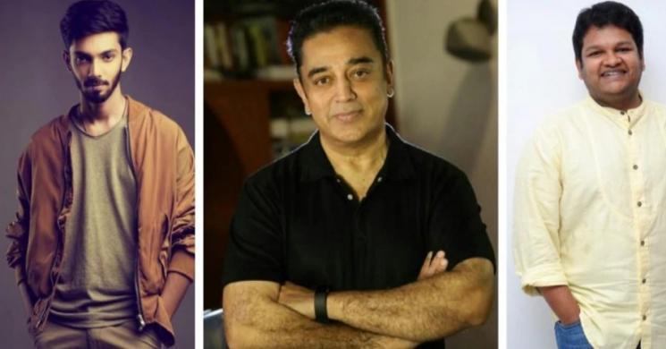 Kamal Anirudh Corona Awarness Song For Ghibran