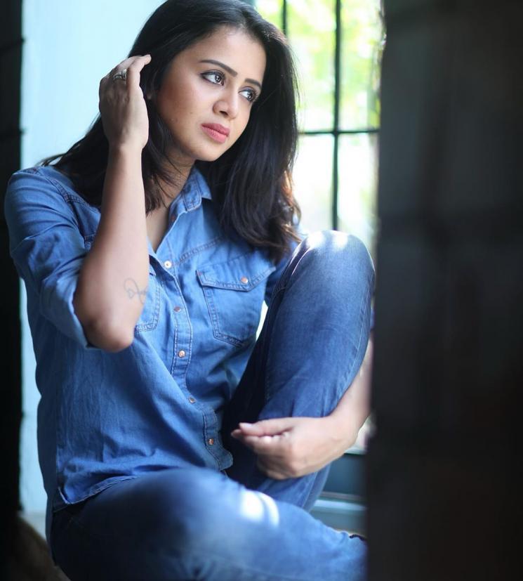 VJ Anjana Rangan Butta Bomma TIkTok Video
