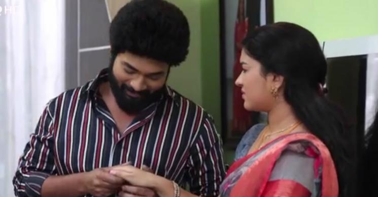 Sembaruthi Serial Parvathi To Cook Special Dish