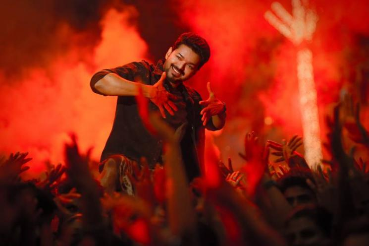 Bigil Verithanam Video Song Hits 75 Million Views
