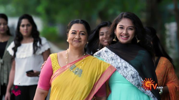 Chithi 2 Heroine TikTok Video in Bridal Getup