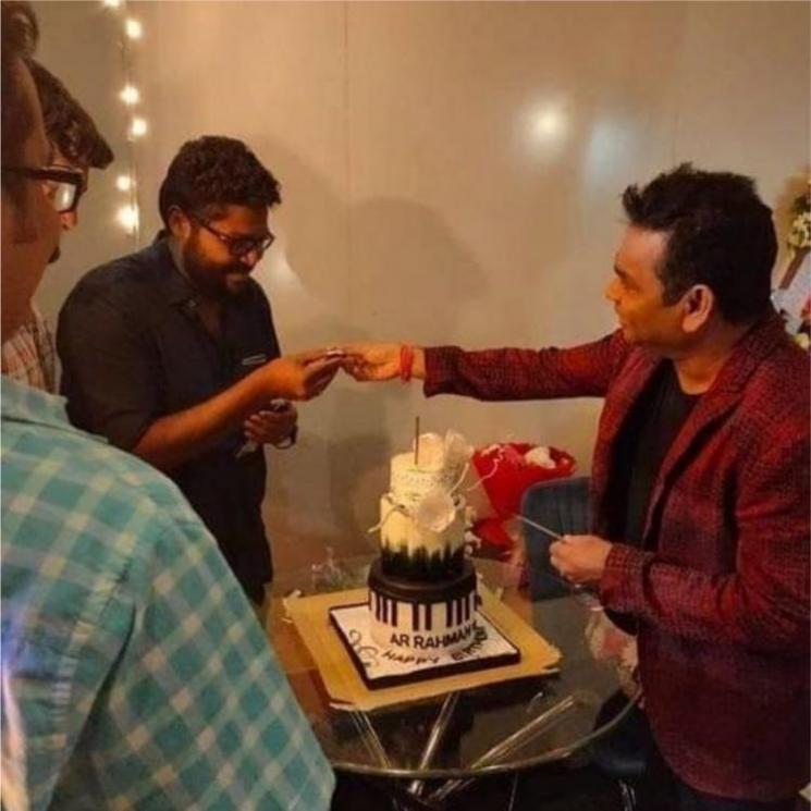 Cobra Will Have 5 Songs Vikram AR Rahman