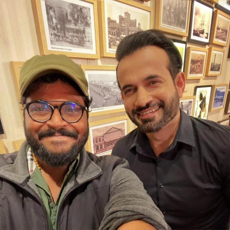 Vikram Cobra Movie Shoot Happening At Paris