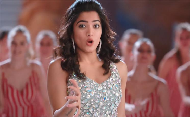 Whattey Beauty Video Song Bheeshma Rashmika
