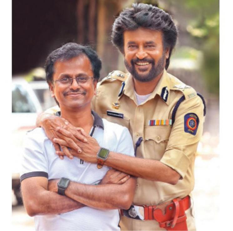 Ajay Gnanamuthu on Murugadoss Plagarism Issues