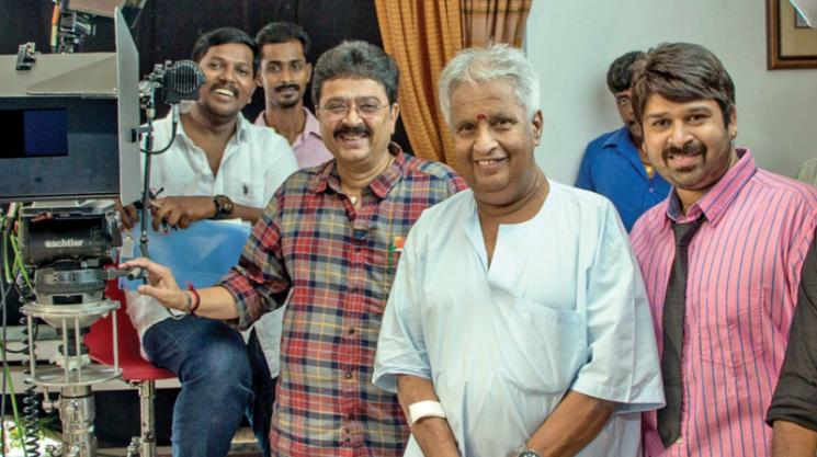 Director Actor Visu Passes Away At Age of 74