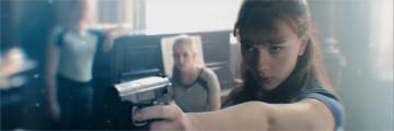 Marvel Black Widow Trailer scarlett johansson
