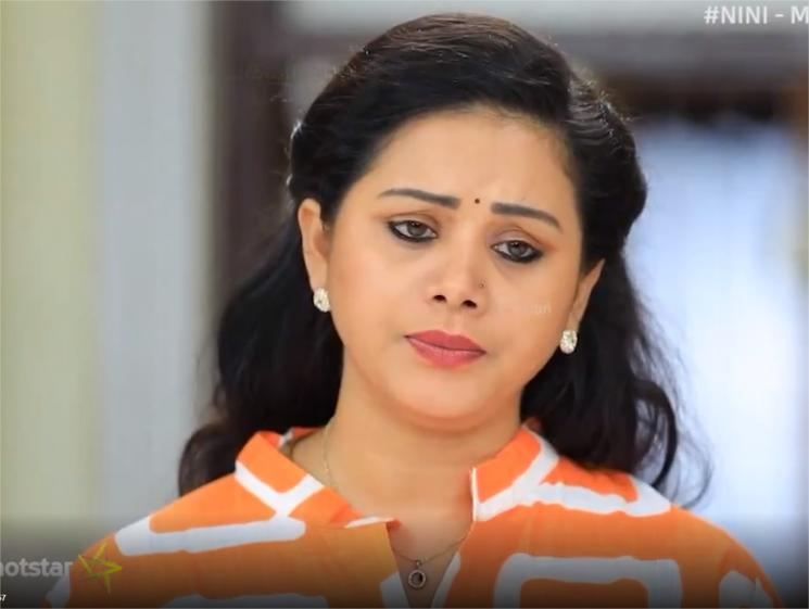 Naam Iruvar Namakku Iruvar Maayan Teases Devi