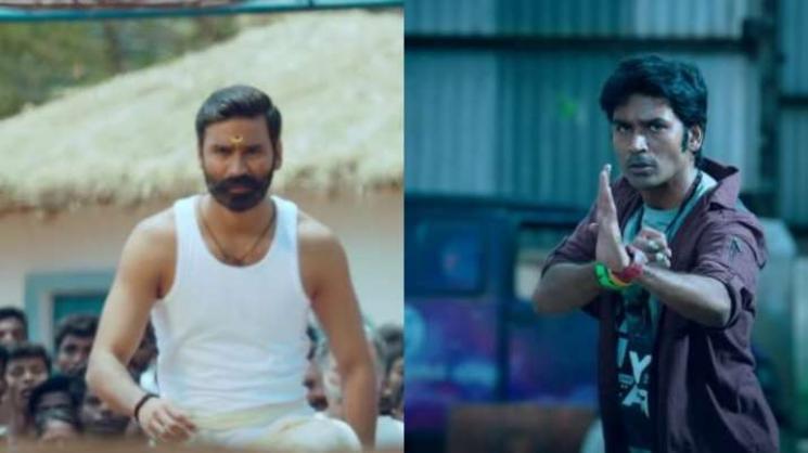 Dhanush Pattas Movie TRP Rating Revealed