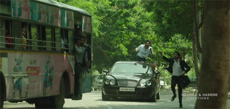 AlaVaikunthapurramuloo Deleted Scene Allu Arjun