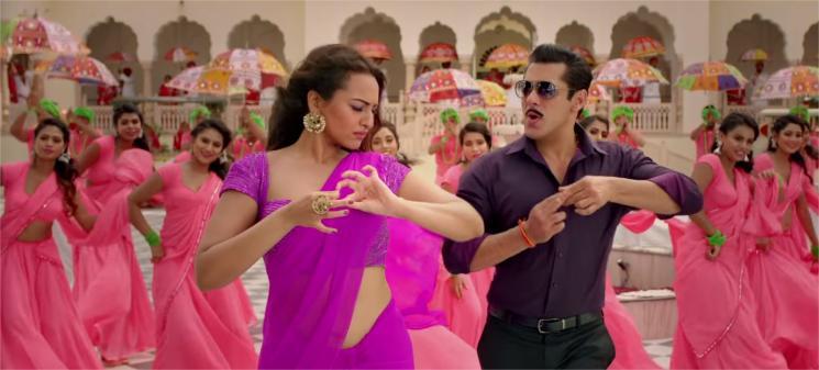 Un Nenapey Video Dabangg 3 Salman Khan Sonakshi S