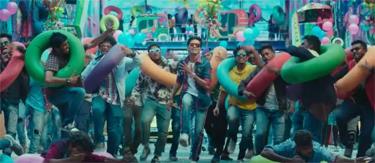 Chill Bro Video Song Promo Pattas Dhanush Mehreen