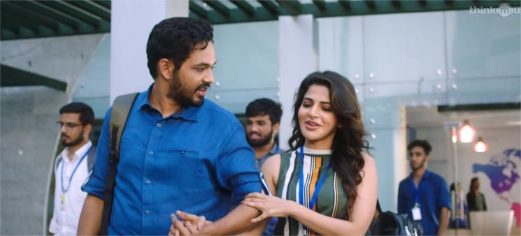 Thalapathy Vijay Appreciates Naan Sirithal Trailer