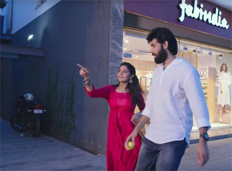 Theeramal lyrical video Ranga Anirudh Sibi Nikhila
