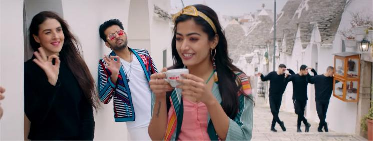 Super Cute Video Song Bheeshma Nithiin Rashmika
