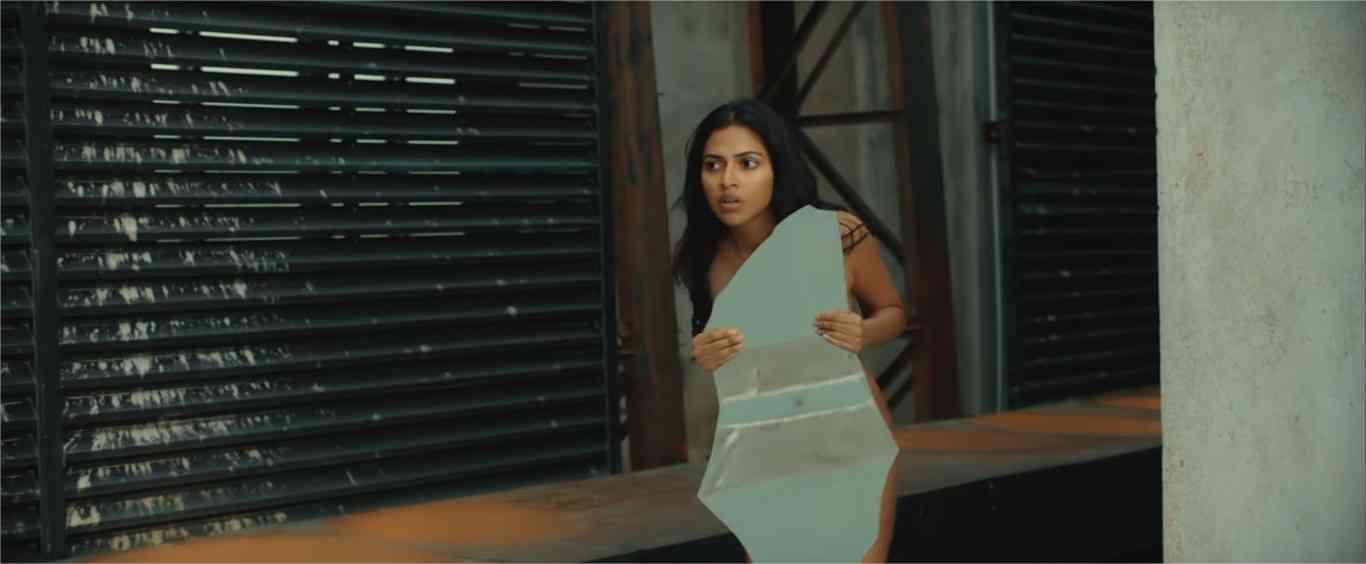 Amala Paul Aadai Naked Scene Sneak Peek