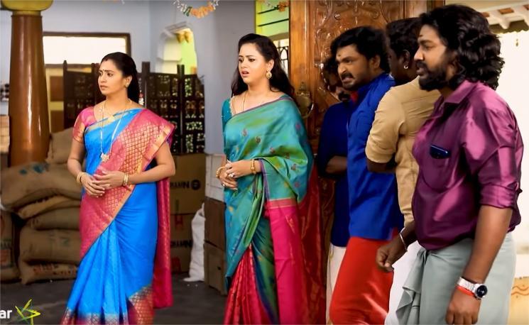 Maayan Marries Thamarai Aravind Shocked NINI