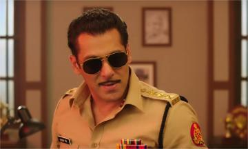 Dabangg 3 Chulbul Pandey is Back Salman Khan