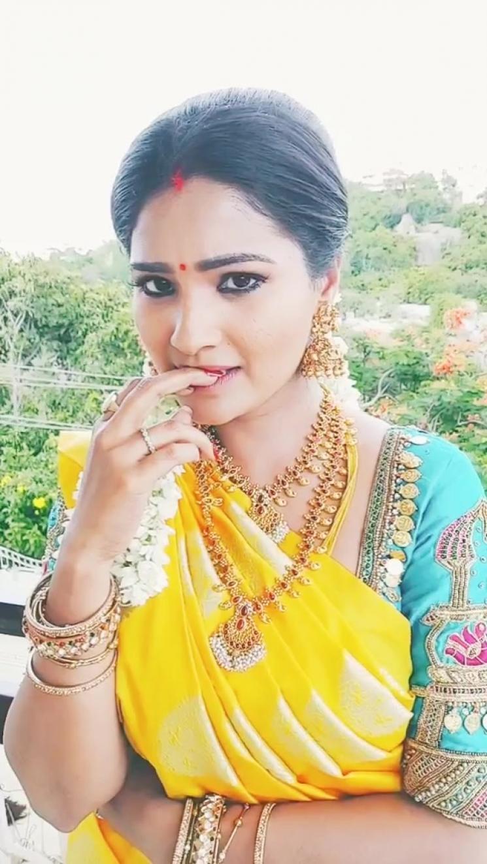 Shranya Turadi Lovely Post For Her Lover