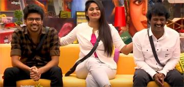 Kamal Reaction on Losliya Answer Bigboss 3 Promo