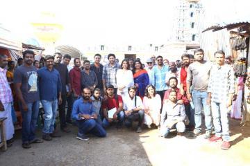Jayam Ravi Bhoomi FirstLook Out Niddhi Agerwal