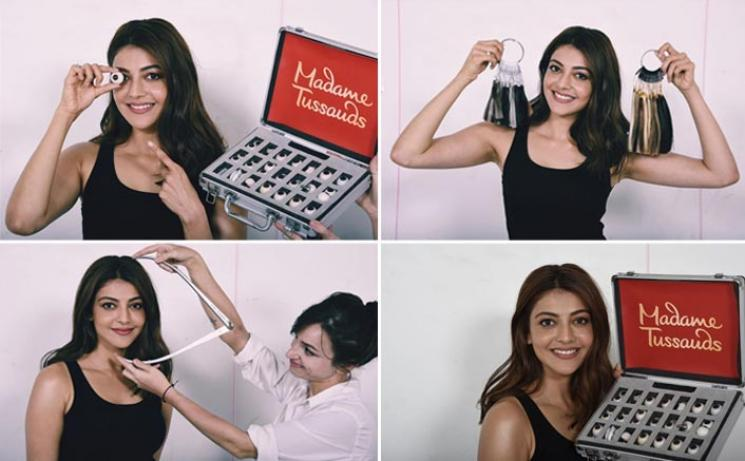 Kajal Aggarwal Wax Statue To Be Unveiled On Feb 5