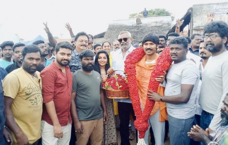 Dhanush Mari Selvaraj Film Titled Karnan
