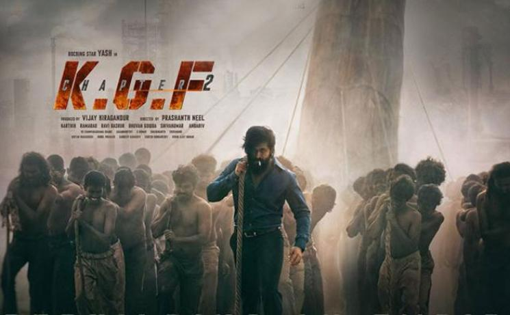 Yash KGF Chapter 2 October 23rd Release Date