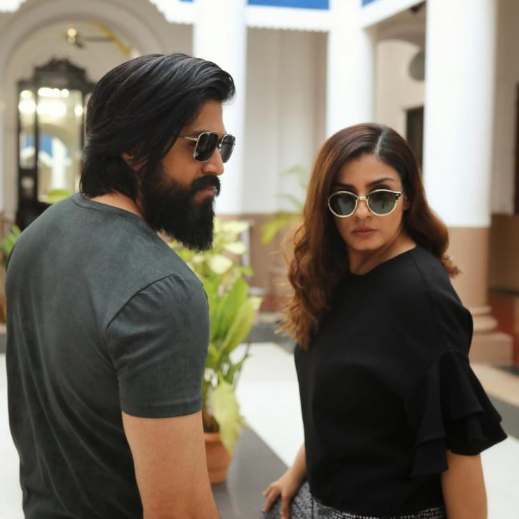 Yash KGF 2 Editing and Music Works Going On