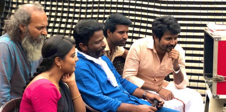 Director Pandiraj Donates To FEFSI Workers Corona
