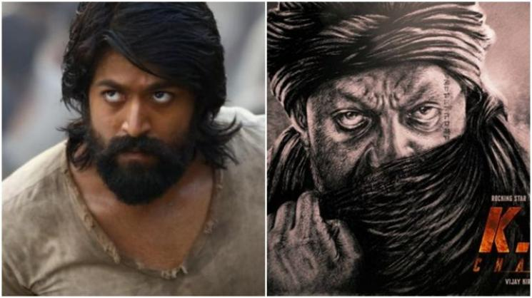 KGF 2 Second Look To Release On Jan 8th Yash