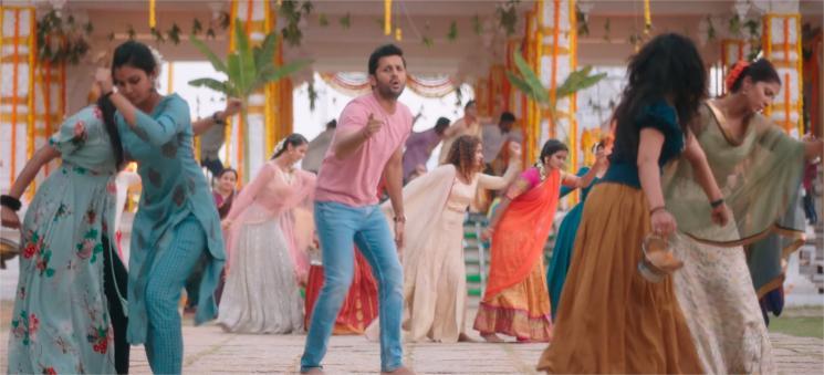 Singles Anthem Video Song Bheeshma Nithiin