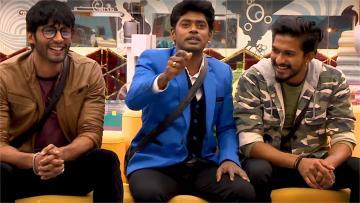 Kamal Trolls Sandy Cooking Biggboss New Promo