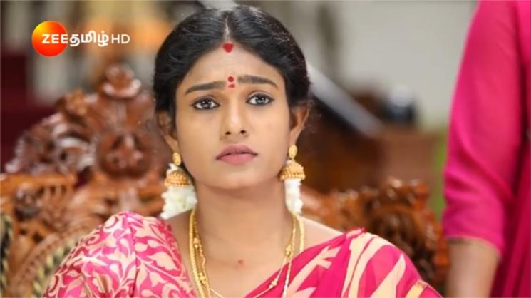 Sembaruthi Aadhi Tears Surety Signed By Akila