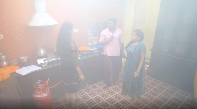 Naam Iruvar Namakku Iruvar Devi Cooks First Time