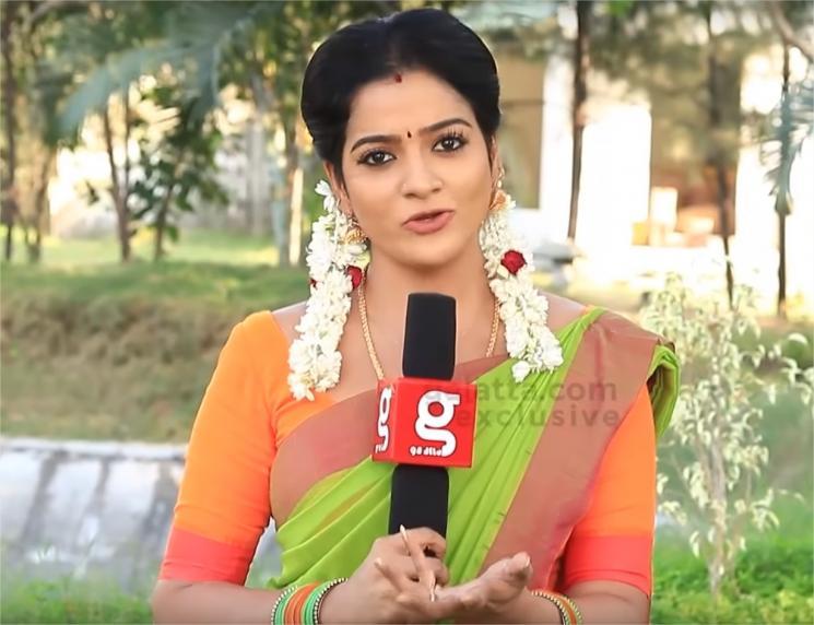 Vj Chitra Kumaran WIns Galatta Dream Lover 2020