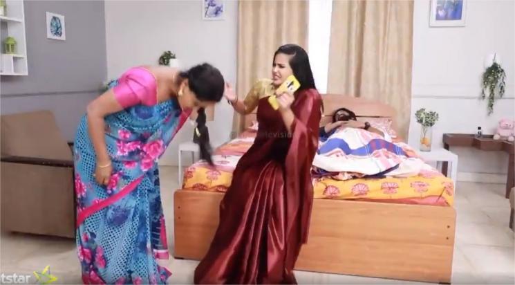 Barathi Kannamma Anjali Plans To Stay Away Corona