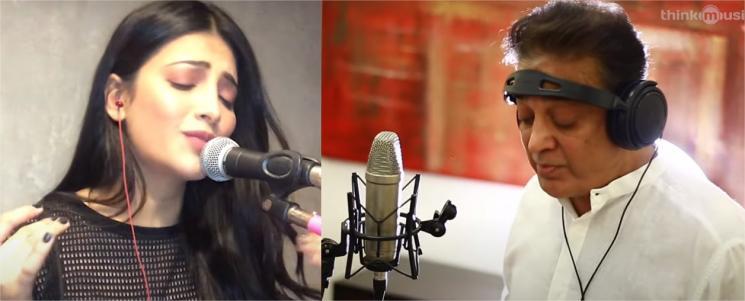 Arivum Anbum Video Kamal Haasan Ghibran Anirudh