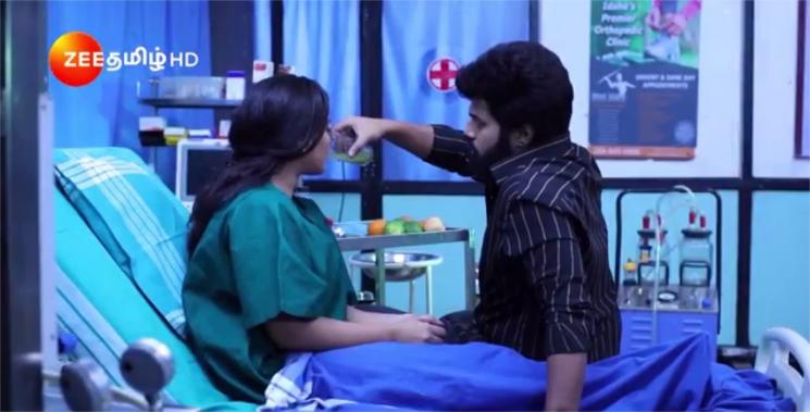 Sembaruthi Parvathi Recovers From Coma Stage