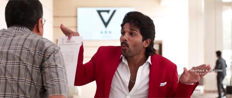 AlaVaikunthapurramuloo Hit Promo Allu Arjun