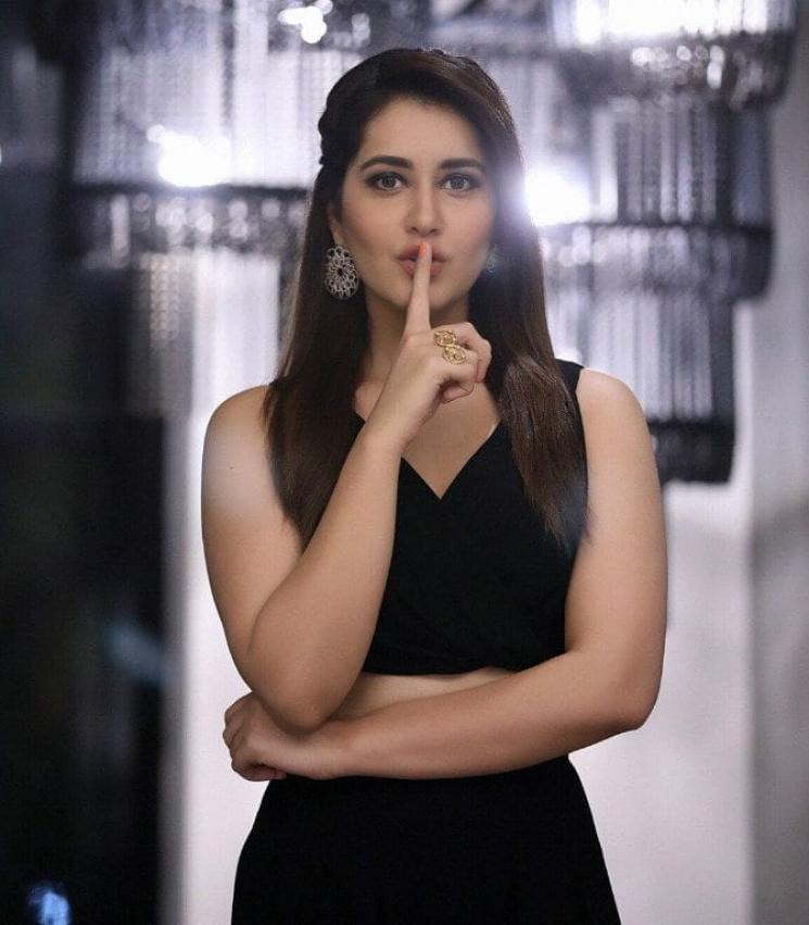 Suriya Aruva Raashi Khanna Confirmed As Heroine