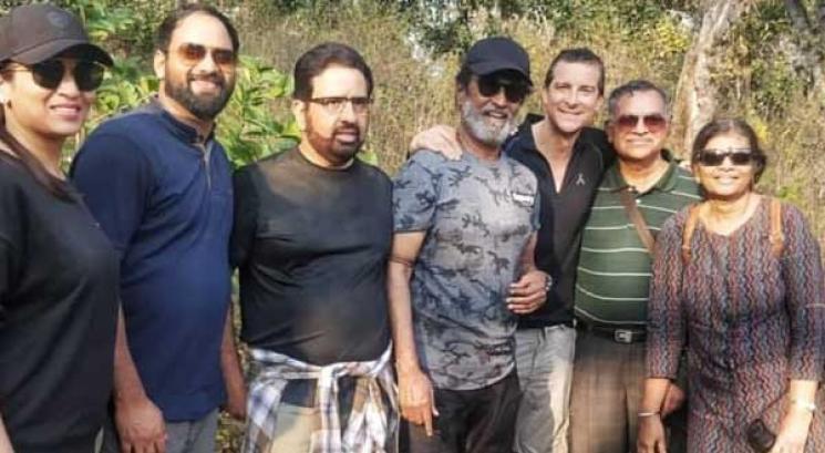 Rajinikanth Bear Grylls Show Premiers On Mar 23