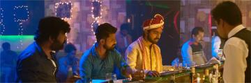 100% Kadhal Trailer GV Prakash Shalini Pandey